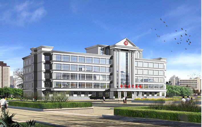 中医院新大楼