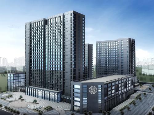 中国电力投资集团办公大楼