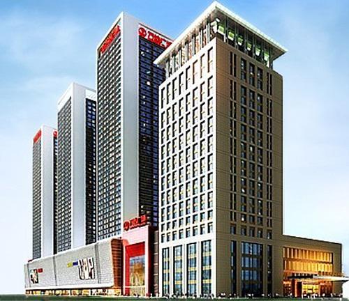 武汉万达瑞华大酒店